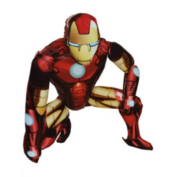 Ходячая фигура Железный человек (94см)