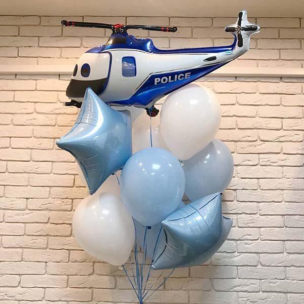 Вертолет-полицейский