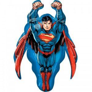 Фольгированный-шар-Супермен