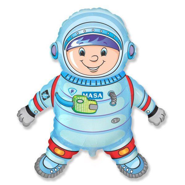 Фольгированный-шар-космонавт