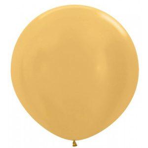 Шар-металлик-Золото-80-90см-1000руб
