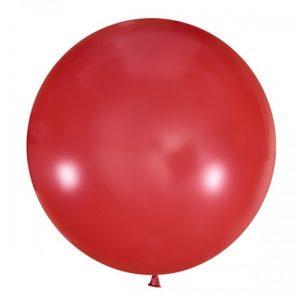 Шар-пастель-красный-60см-700руб