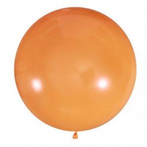 Шар-пастель-оранжевый-60см-700руб