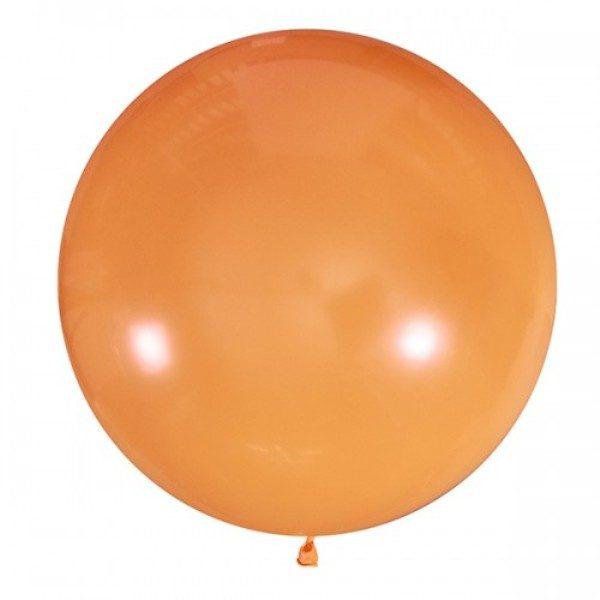 Шар-пастель-оранжевый-80-90см-900руб
