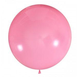 Шар-пастель-розовый-80-90см-900руб