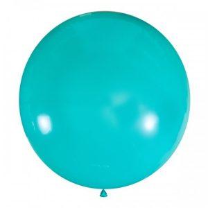 Шар-пастель-светло-зеленый-80-90см-900руб