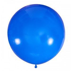 Шар-пастель-синий-80-90см-900руб