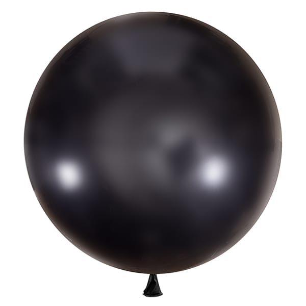 Шар-пастель-черный-80-90см-900руб