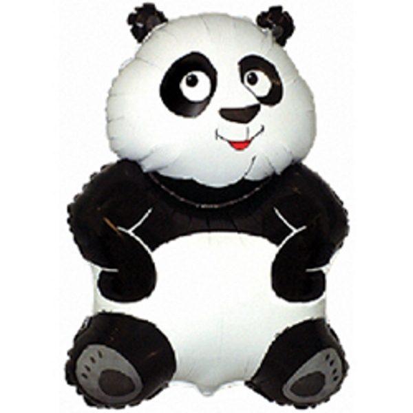 Фольгированный-шар-Большая-панда