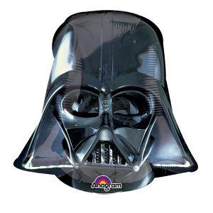 Фольгированный-шар-шлем-вейдера