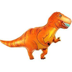 Фольгированный-шар-динозавр-ти-рекс