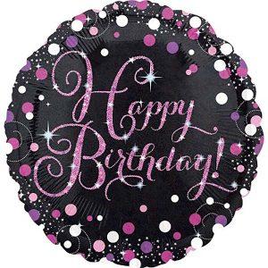 Фольгированный-шар-круг-с-днем-рождения