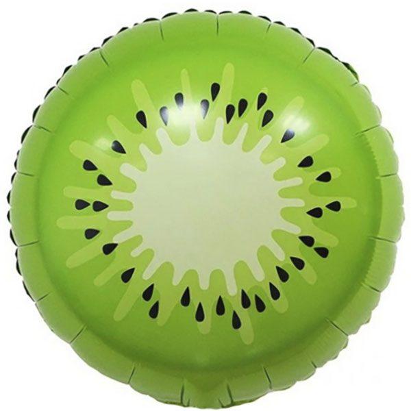 Воздушный-шар-круг-киви