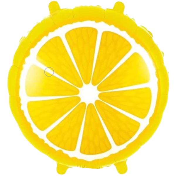 Воздушный-шар-сердце-лимон