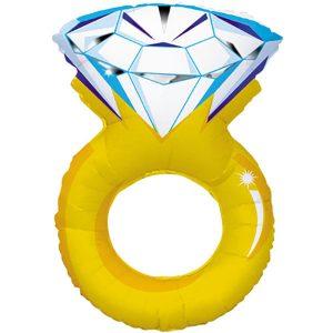 Фольгированный-шар-кольцо-с-бриллиантом2